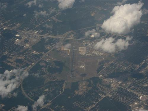 Airport in Shreveport